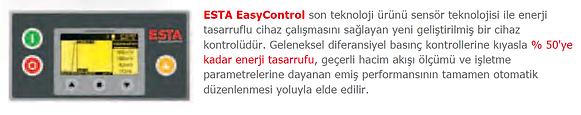 esta easy control