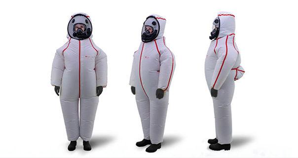 Clean Air Ultimate havalandırmalı koruyucu giysi