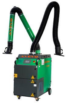 MSU Dynamic welding fume extractor