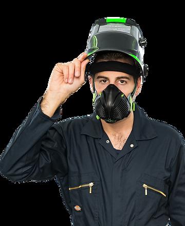 Stealth P3 maske