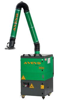 MSU300 welding fume extractor