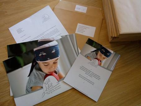 Postpakketjes