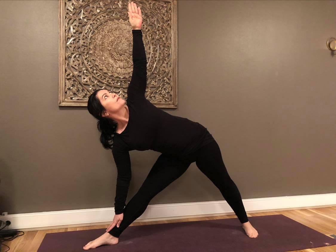 Klassisk Yoga 16 uker. Lena