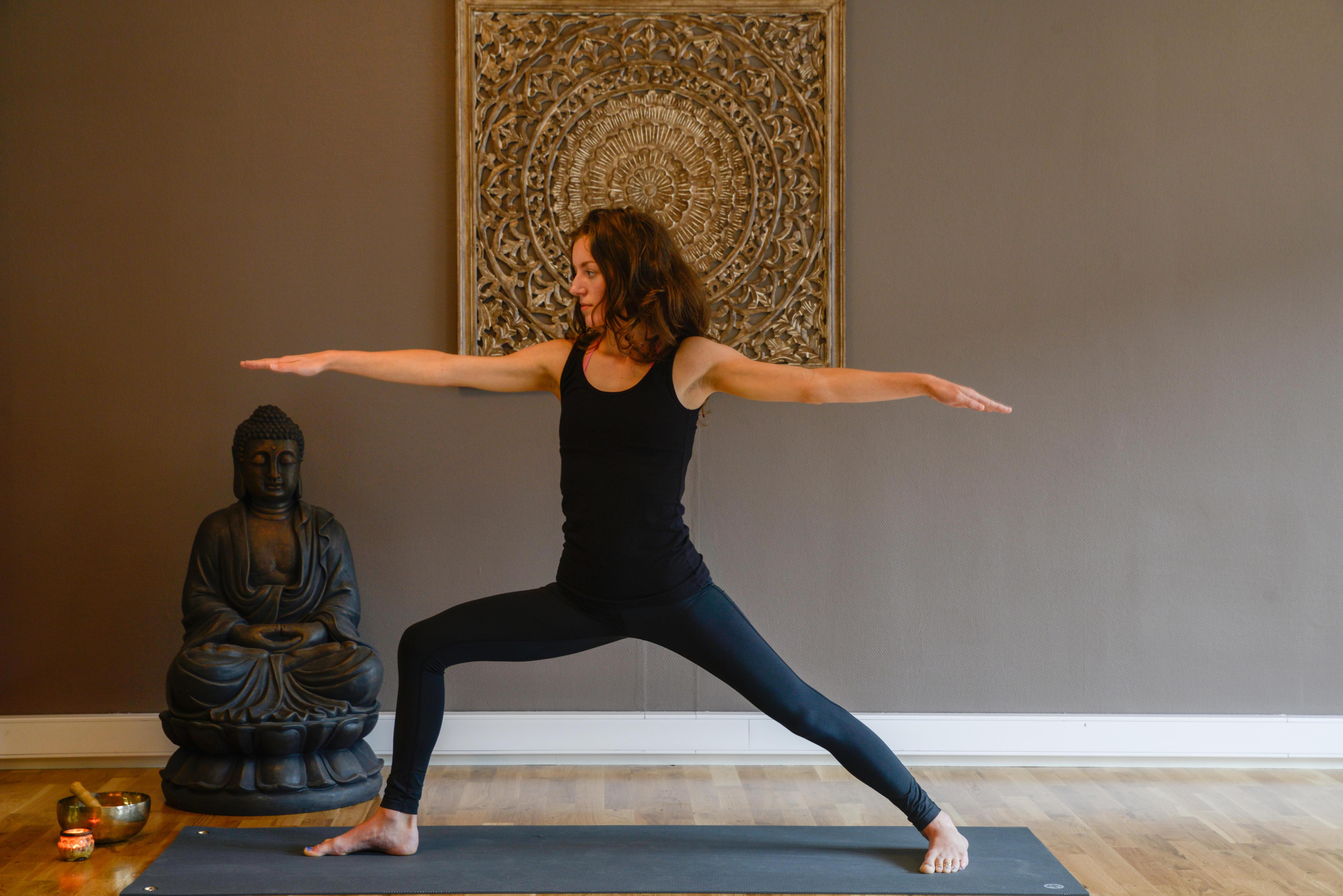 Ashtanga Yoga 16 uker. Kaja