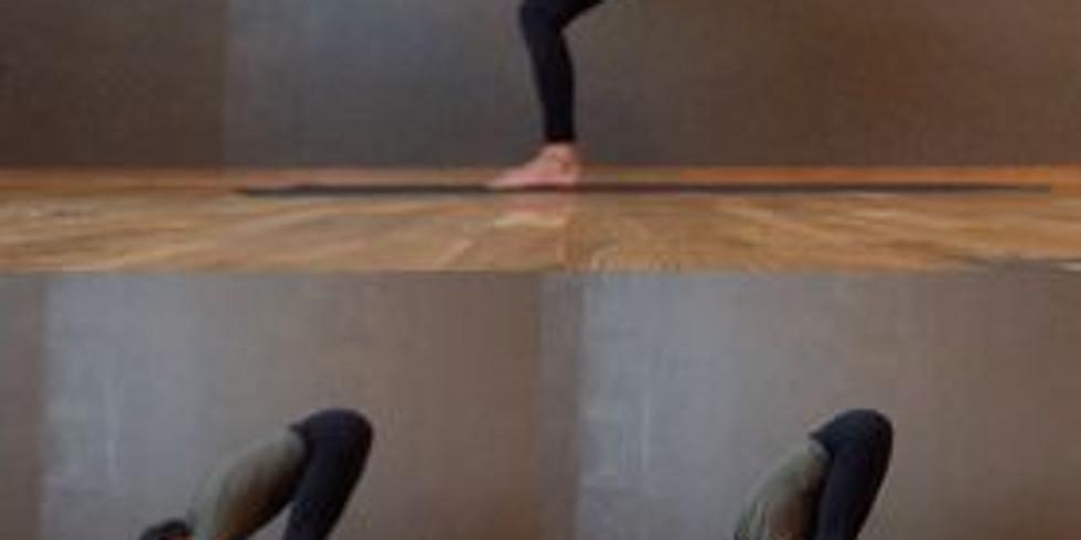 Bedre bevegelse – Yoga for stabilitet, styrke og fleksibilitet. NB! Fullbooket