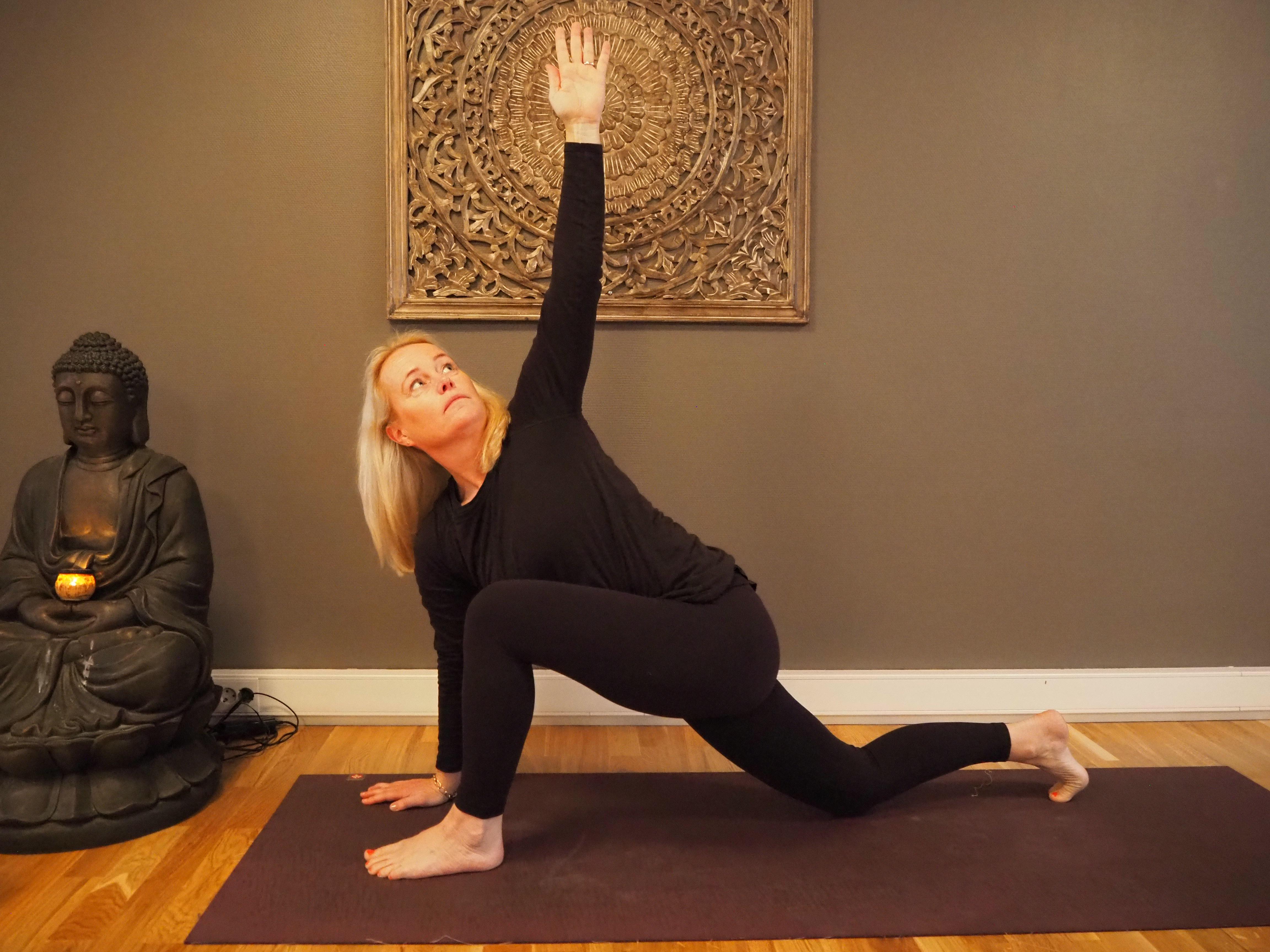 Yin/Yang Yoga 16 uker. Linda
