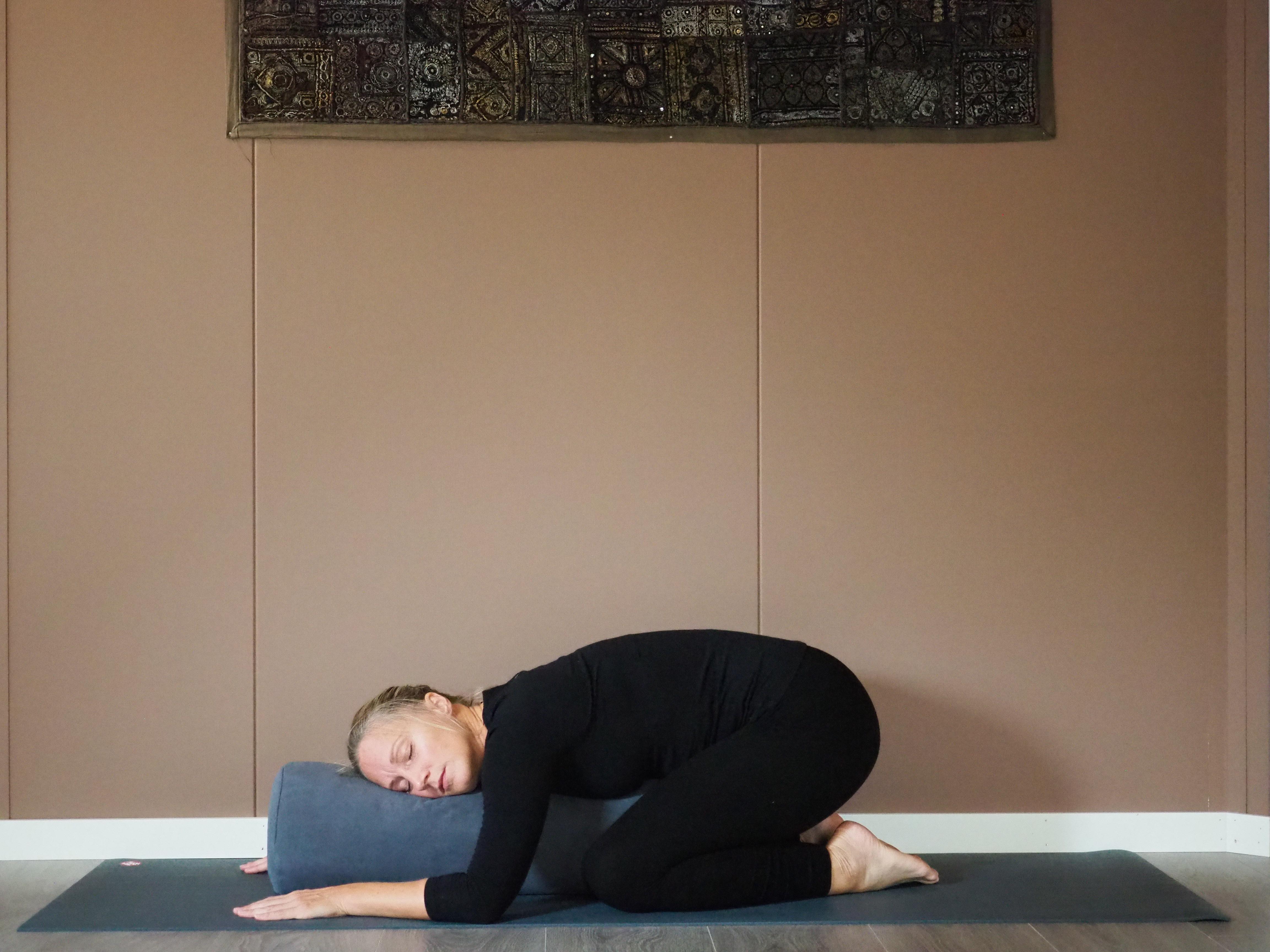 Yoga for rygg, nakke & skuldre 8 uker