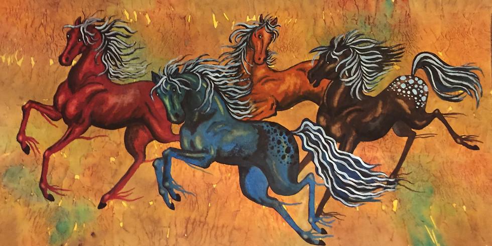 Wild Spirits: Solo Exhibition Featuring Elizabeth Sullivan