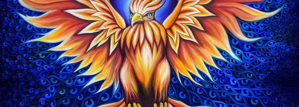 15. The phoenix