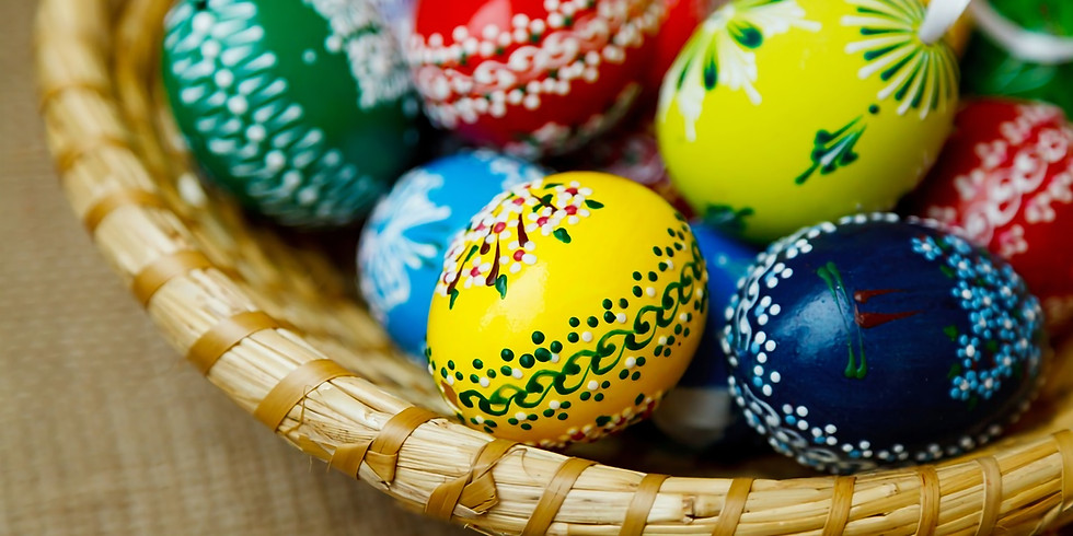 Easter Egg Decorating (1)