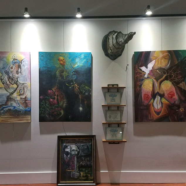 Travis Cook exhibition