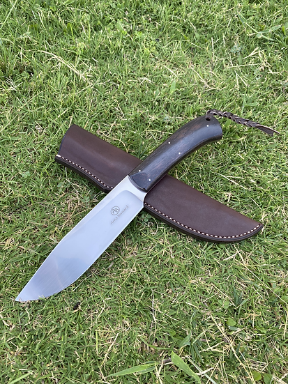 African Bush Knife by Arno Bernard