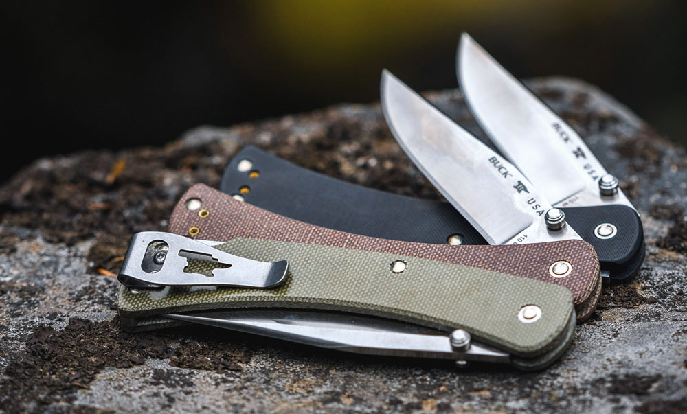 Buck 112 Ranger Slim Pro