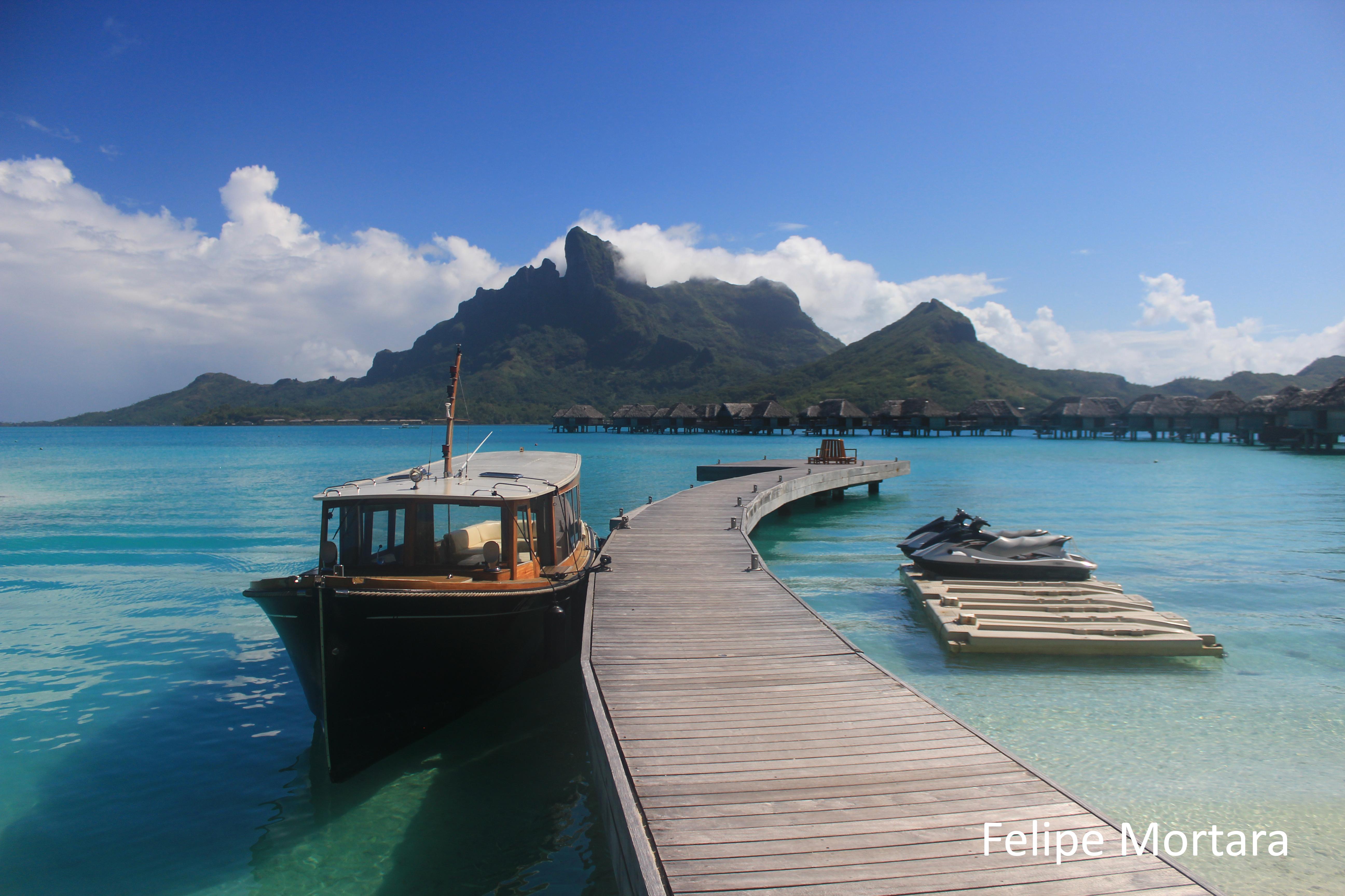 Bora-Bora, Polinésia Francesa