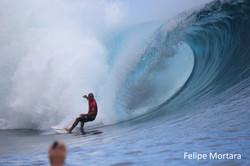 Teahupoo, Polinésia Francesa
