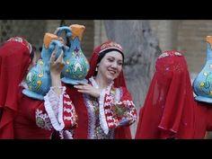 Uzbek Pot Dance