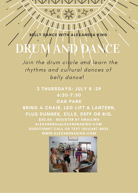 Drumand Dance Class July.png
