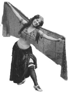 The Roots and Branches of Belly Dance