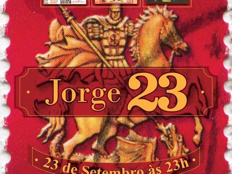 Jorge 23 - A Trilogia Mística de Jorge Ben | Jokers Pub | Curitiba SP