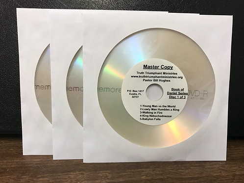 Daniel Series DVDs