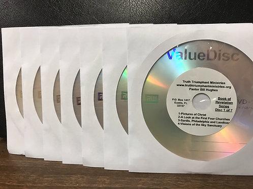 Revelation Series DVDs