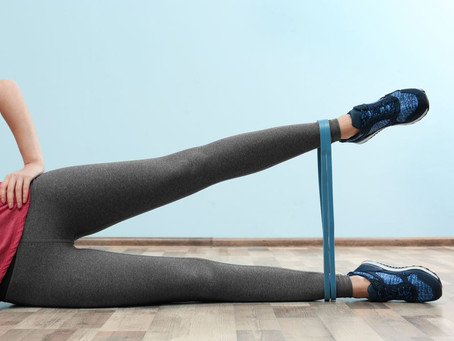 Simple Exercises to Keep your Legs in Shape