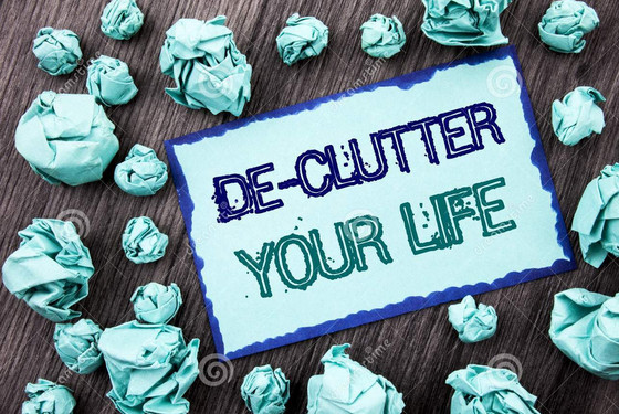 Clear the Clutter, Life Becomes Better