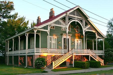 Greg's office built in 1883.