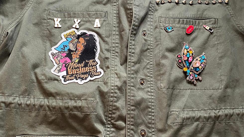 Adult Custom Jacket
