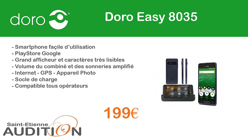 Doro 8035