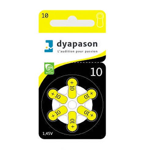 Piles 10 Dyapason