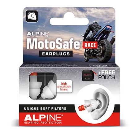 Protection Auditive - Alpine Moto Race