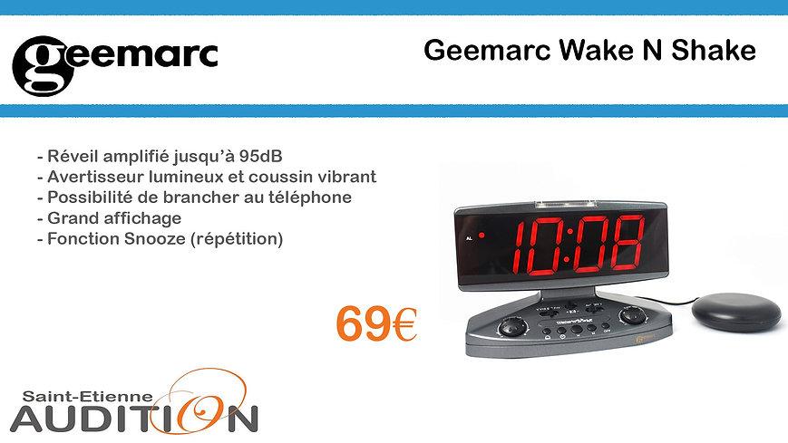 Geemarc Wake N Shake