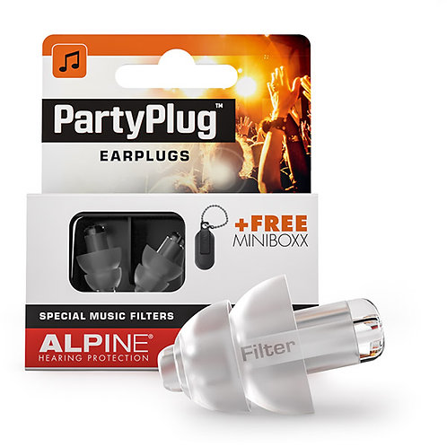 Protection Auditive - Alpine Party Plugs