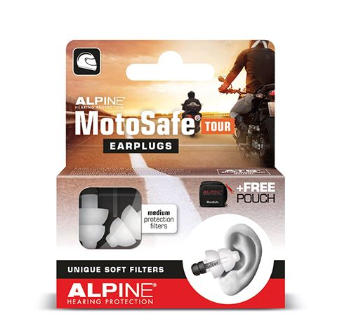 Protection Auditive - Alpine Moto Tour
