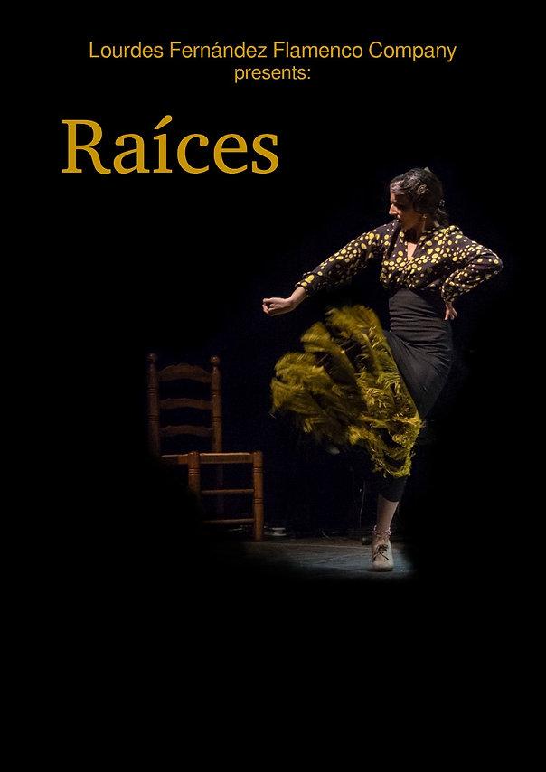 Lourdes Fernandez Flamenco Company presents raices