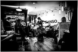 El Ganso, Hackney