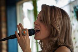 At Sofar Sounds in Denton, tx