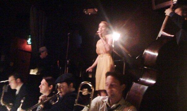 Savanna Jazz Club, San Francisco
