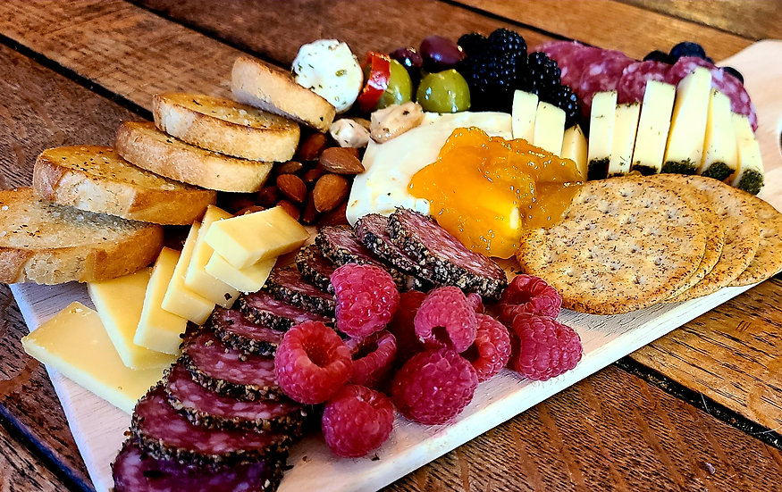 Charcuterie for 2
