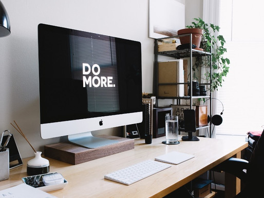 GETTING YOUR WORKSPACE ORGANIZED