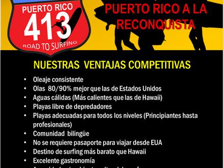 CIUDADES SURFERAS: ESTRATEGIA DE ECONOMIA AZUL DE PUERTO RICO 4.0
