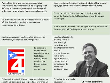 HOJA DE RUTA PARA UN PUERTO RICO PRÓSPERO, SOLIDARIO Y RESILIENTE