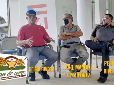 PAN DE CAMPO CON SABOR A PUERTO RICO 4.0