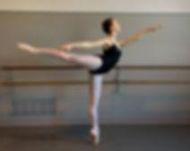 Abigail Parker ballerina ballet