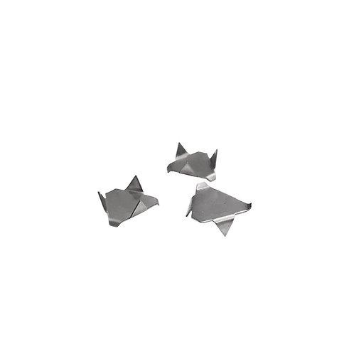 Puntine treppiedi triangolari