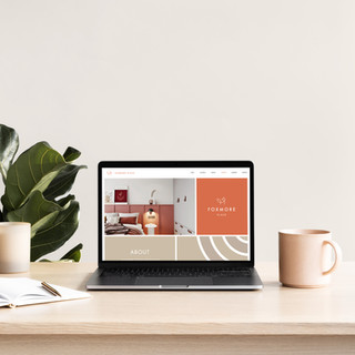 Foxmore Place Website by Ademchic