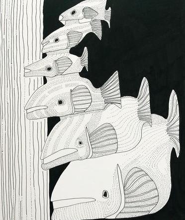 ''Fish #2'' (2017)