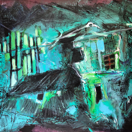 The Shaman's House, or, La Maison de l'Homme Oiseau