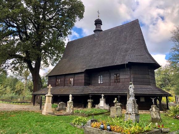 Poland, Silesia, Tserkvas - 2019